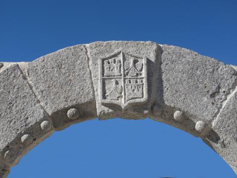 Arco Plaza España Navalagamella