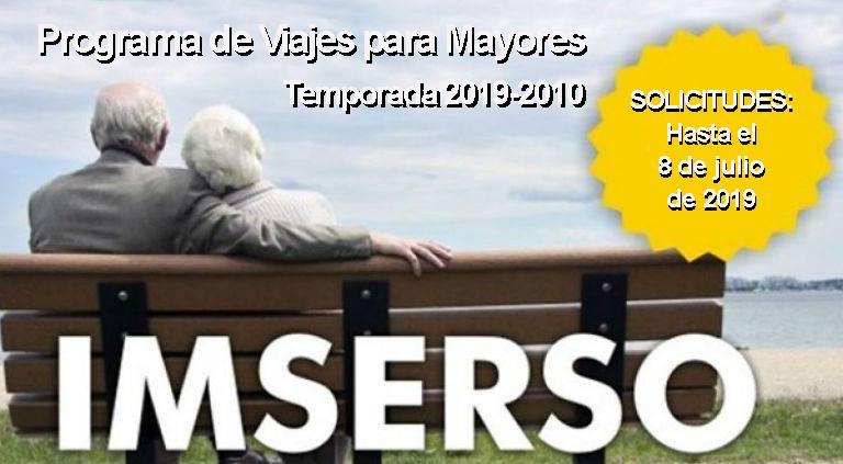 IMSERSO 2019-2020