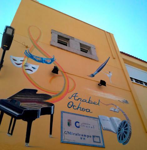 Centro Cultural Anabel Ochoa